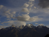 The Great Himalayan Range from the Zanskar Valley Photographic Print by Steve Winter