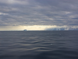 Heavy Clouds over the Ross Sea and Antarctica Photographic Print by Steve And Donna O'Meara