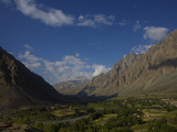 The Suru Valley Between Kargil and Zanska Photographic Print by Steve Winter