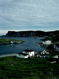 A Small Village on the Avalon Peninsula in Newfoundland, Canada Photographic Print by Kenneth Ginn
