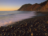 Lost Coast at Sunset, Jones Beach, Synkyone Wilderness State Park, California Photographic Print by Suzi Eszterhas/Minden Pictures