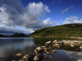 Jordan Pond in the Fall Photographic Print by Raul Touzon