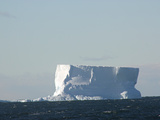 Large Tabluar Iceberg in the Ross Sea Photographic Print by Steve And Donna O'Meara