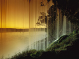 Salto Hacha Waterfall, Canaima Nat'l Park, Venezuela Photographic Print by Thomas Marent/Minden Pictures