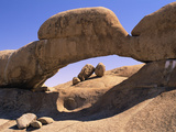 Natural Arch at Spitzkoppe, Damaraland, Namib Desert, Namibia Photographic Print by Michael and Patricia Fogden/Minden Pictures