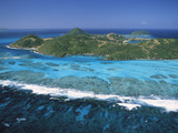 Canouan Island, Grenadine Archipelago, Lesser Antilles, Caribbean Photographic Print by Gerry Ellis