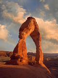 Delicate Arch in Arches National Park, Utah Photographic Print by Tim Fitzharris/Minden Pictures