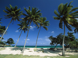 Bacardi Beach, Cayo Levantado, Dominican Republic, Caribbean Photographic Print by Konrad Wothe
