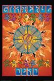 Grateful Dead Sun Prints