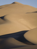 Detail of the Dunes at Sunrise in Great Sand Dunes National Park Photographic Print by Scott S. Warren