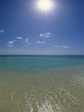Bacardi Beach, Cayo Levantado, Dominican Republic, Caribbean Photographic Print by Konrad Wothe