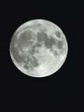 Full Moon from Equator Fotografisk tryk af Gerry Ellis