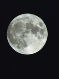 Full Moon from Equator Photographic Print by Gerry Ellis