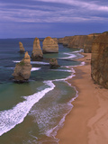 Twelve Apostles Limestone Cliffs, Port Campbell National Park, Victoria, Australia Photographic Print by Konrad Wothe