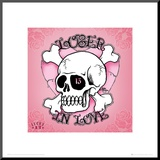 Lucky 13: Loser in Love Mounted Print