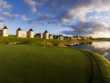 Lough Erne Golf Course in County Fermanagh Photographic Print by Chris Hill