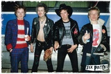 Sex Pistols Group Prints