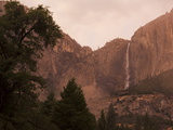 Yosemite Falls at Dusk Photographic Print by Mikey Schaefer