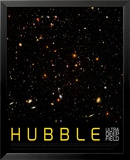 Hubble Ultra Deep Field Kunstdrucke