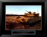 Authority - Tank Poster