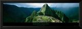 Machu Picchu, Andes, Peru Poster af Mark Segal