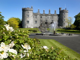 Kilkenny Castle in Ireland Photographic Print by Chris Hill