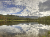 Hyper-Resolution View of Sprague Lake Photographic Print by Sam Kittner