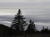 Sunset over Waters Off Cape Breton Highlands National Park Photographic Print by Karen Kasmauski