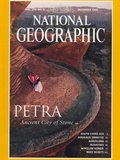 Cover of the December, 1998 National Geographic Magazine Photographic Print by Annie Griffiths