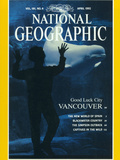 Cover of the April, 1992 Issue of National Geographic Magazine Photographic Print by Annie Griffiths