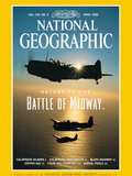 Cover of the April, 1999 Issue of National Geographic Magazine Photographic Print by David Doubilet