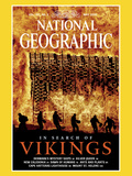 Cover of the May, 2000 Issue of National Geographic Magazine Photographic Print by Sisse Brimberg