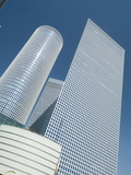 Azrieli Center Towers Photographic Print by Richard Hewitt Nowitz
