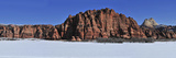 Snow in Zion National Park Photographic Print by Raul Touzon