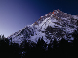 Nanga Parbat at Sunset Photographic Print by Tommy Heinrich
