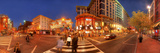 Composite Panoramic View of Gallery Place-Chinatown Photographic Print by Sam Kittner
