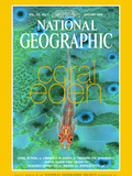 Cover of the January, 1999 Issue of National Geographic Magazine Photographic Print by David Doubilet