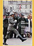 Cover of the January, 1982 Issue of National Geographic Magazine Photographic Print by Cotton Coulson