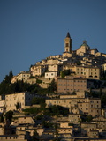The Hilltop Village of Trevi Photographic Print by Aaron Huey