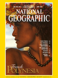 Cover of the June, 1997 Issue of National Geographic Magazine Photographic Print by David Doubilet