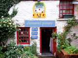 A Cafe in Dingle, County Kerry Photographic Print by Chris Hill