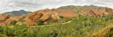 Hyper-Resolution View of Red Rocks Park Photographic Print by Sam Kittner