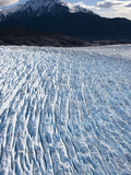 Melting Arenales Glacier in the Northern Patagonian Ice Field Photographic Print by Maria Stenzel