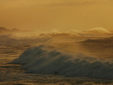 Big Surf Along the North Coast of South Africa Photographic Print by Beverly Joubert