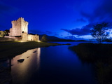 Ross Castle at Dusk in County Kerry Photographic Print by Chris Hill