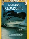 Cover of the April, 1975 National Geographic Magazine Reproduction photographique par David Doubilet