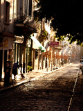 The Old Buenos Aires Neighborhood of San Telmo Photographic Print by Michael S. Lewis