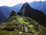 The Inca City of Machu Picchu, Peru 5/6/63 Photographic Print by Bates Littlehales