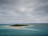 An Island Adjacent to Fort Jefferson Fotografisk tryk af Karen Kasmauski