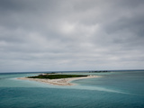 An Island Adjacent to Fort Jefferson Photographic Print by Karen Kasmauski